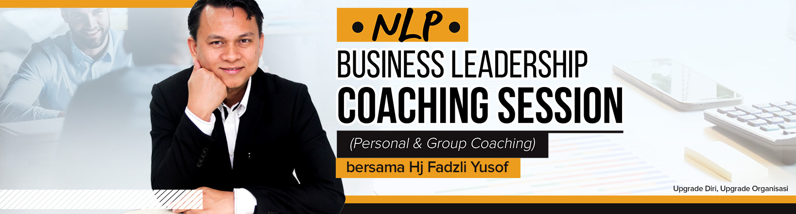 NLP & Business Leadership Coaching Session - NLP Malaysia